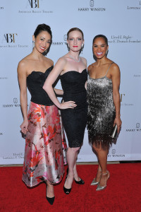 ABT Principal Dancers Stella Abrera, Gillian Murphy and Misty Copeland
