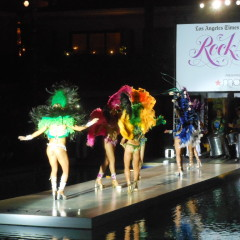 Rockin' the Roosevelt With Hot Fashions, Great Music