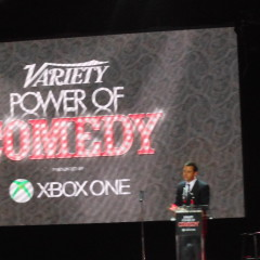 Rolling with Laughter at Variety's Power of Comedy Honoring Jimmy Kimmel
