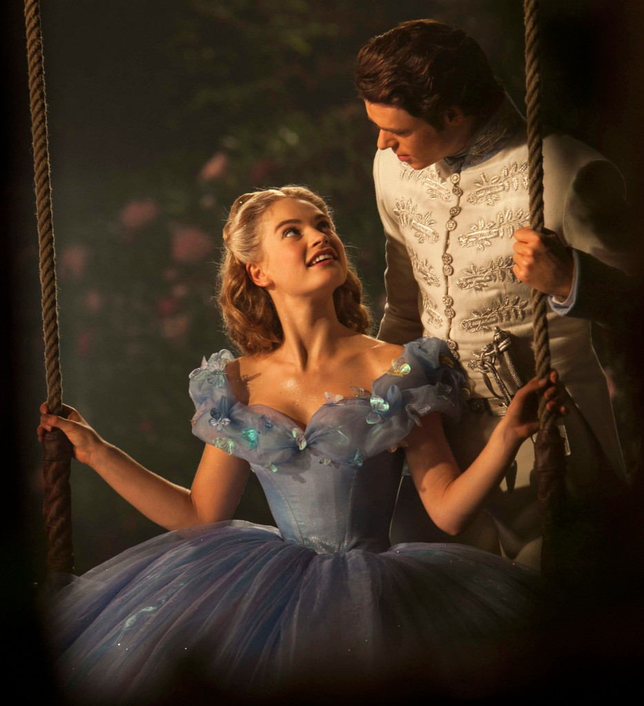 Lived With Cinderella For