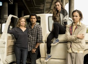 'Fear the Walking Dead' Just One of Exciting Cable & Streaming Shows Previewed at TCA