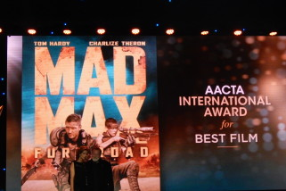 'Mad Max: Fury Road,' 'Carol' Score Big at AACTA International Awards