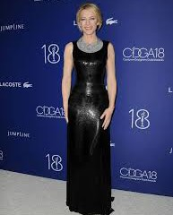 Spotlight on Cate Blanchett at the Costume Designers Guild Awards