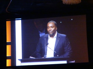 Lee Daniels at EF