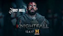 History Channel's 'Knightfall' Promises 'Holy Hell,' Led by Tom Cullen