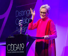 It's Meryl Time at the Costume Designers Guild Awards