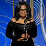 It's Oprah's Night at the 75th Annual Golden Globe Awards