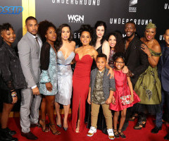 History Comes to Life in Season 2 of WGN America's 'Underground'