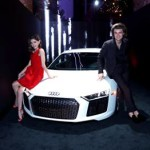 Getty Images for Audi