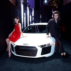 Audi Celebrates the 69th Emmy Awards at New Rooftop Hollywood Hotspot